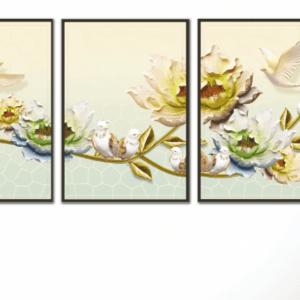 bo tranh treo tuong canh chim hoa binh 300x300 Trang chủ